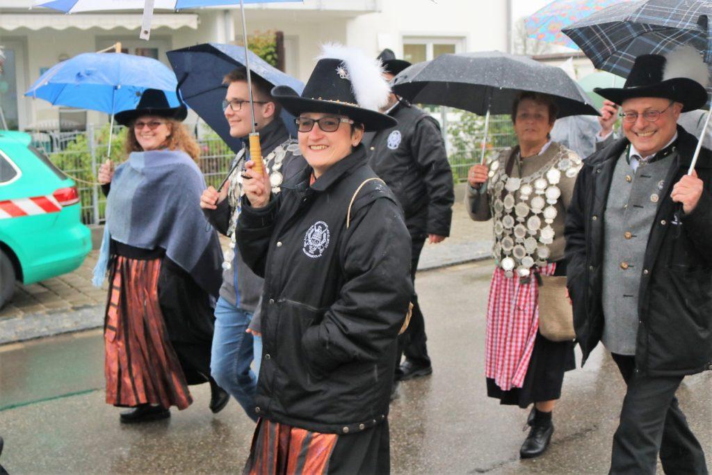 Volksfesteinzug 2017 2